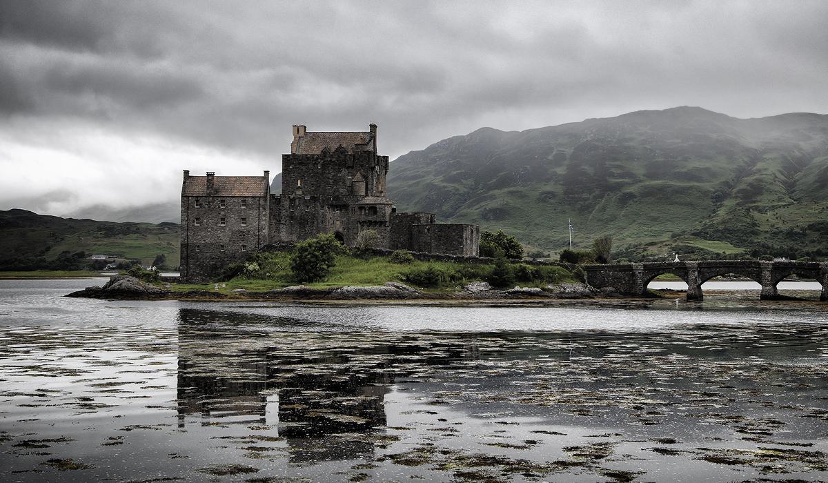 Schottland – Eilean Donan