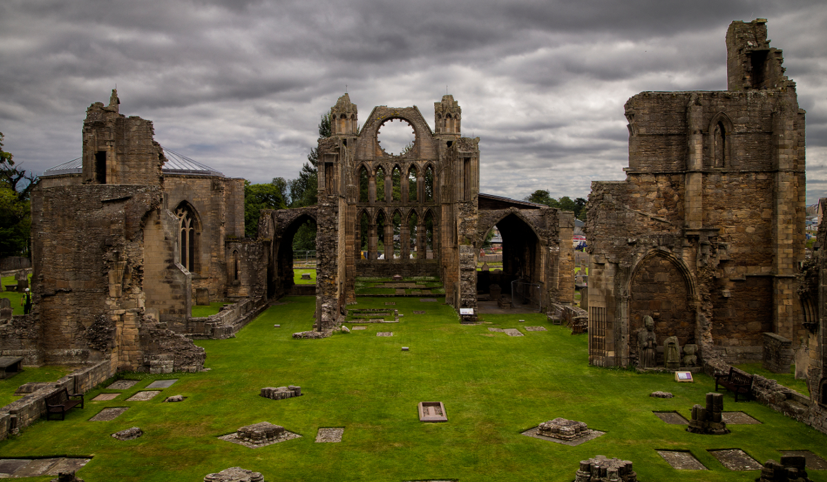 Schottland – Elgin Cathedral