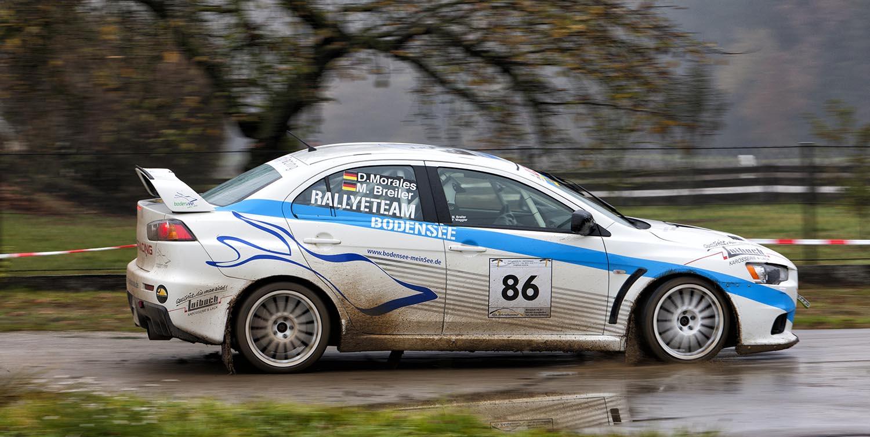 Mossandl-Rallye 2015 WP1 + WP3