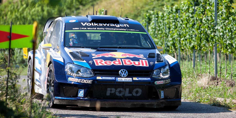 WRC ADAC Deutschland Rallye 2015
