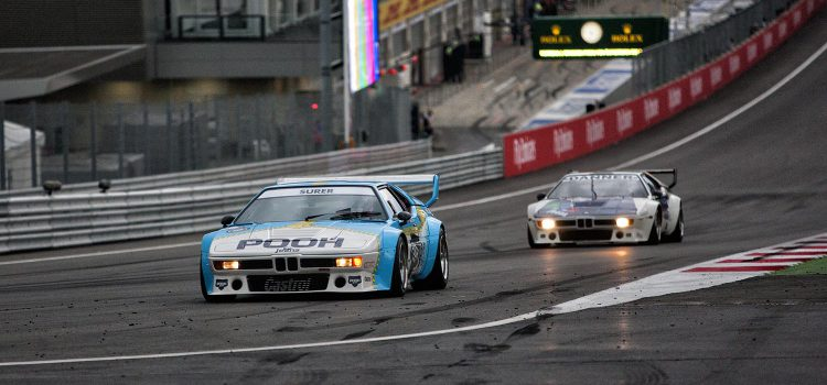 BMW M1 Procar Legends Parade 2016 – F1 GP Red Bull Ring