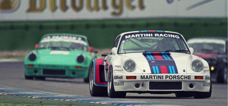 Porsche @ RaceTrack 2016