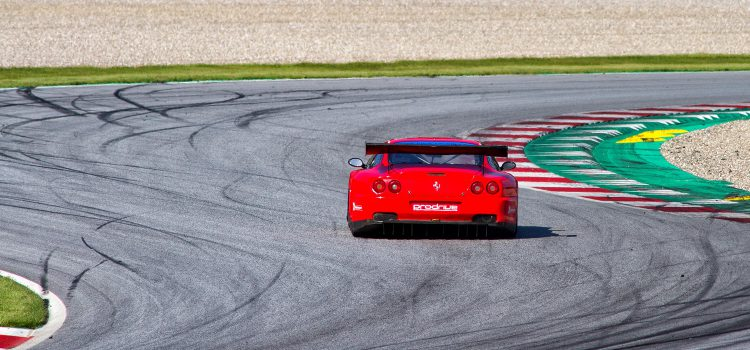 Ferrari Challenge And GT Days 2018