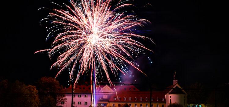 Feuerwerk Furth